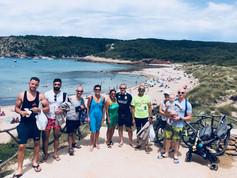 Beach trip (Menorca)