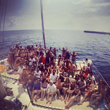 Corporate Event (Menorca)