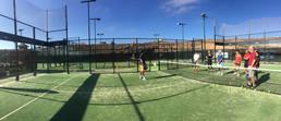 Training session (Fuerteventura)