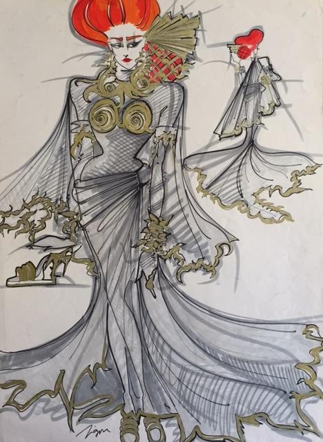 Les élégantes robe du soir NY 19868