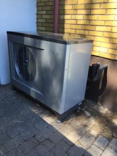 Nibe 2030 installation i Jonstorp