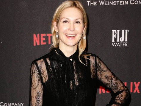 Kelly Rutherford comparece a After Party do Globo de Ouro promovida pela Netflix e pela The Weinstei