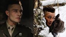 Ed Westwick interpretará o Major Kaminski em um novo filme sobre a Segunda Guerra Mundial