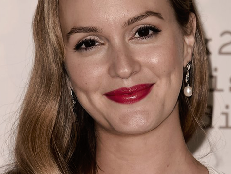 Leighton Meester marca presença na After Party do Globo de Ouro