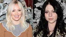 Hilary Duff e Michelle Trachtenberg marcam presença em evento para arrecadação de fundos em prol dos