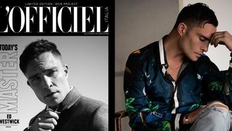 Em entrevista, Ed Westwick conta sobre sua nova música, sucesso de 'Gossip Girl', seus novos