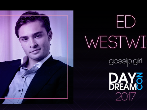 Saiba tudo sobre o retorno do Ed Westwick ao Brasil