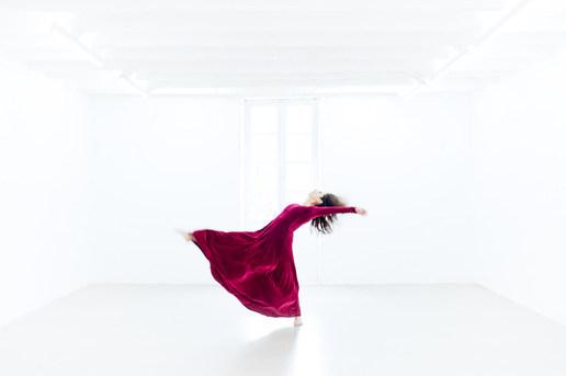 Jacqueline Trelles, danse contemporaine