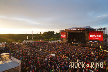 Real time content for Rock am Ring 2019