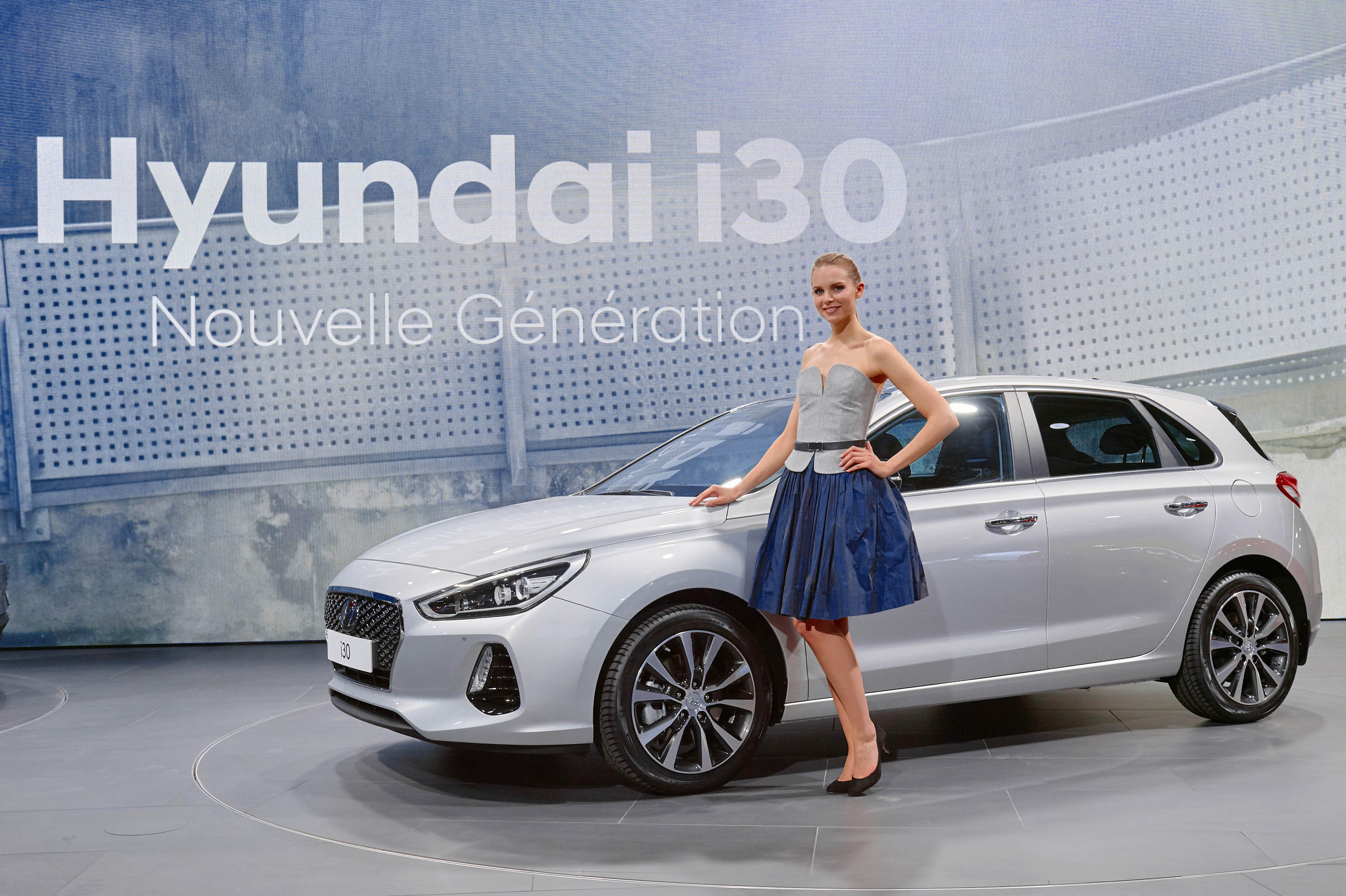 Hyundai Press Conference 2016