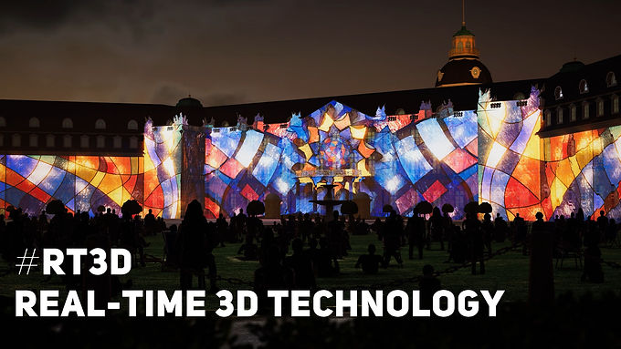 REAL-TIME 3D TECHNOLOGY explained