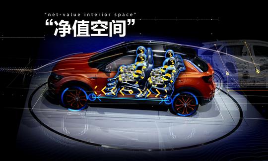 FAW VW Launch T-Roc