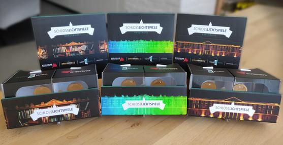 Schlosslichtspiele Cardboard
