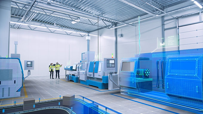 VIRTUAL REALITY FOR FACTORY PLANNING