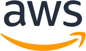 That is the logo of amazon web service
