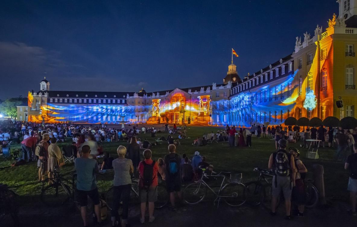 Schlosslichtspiele 2018