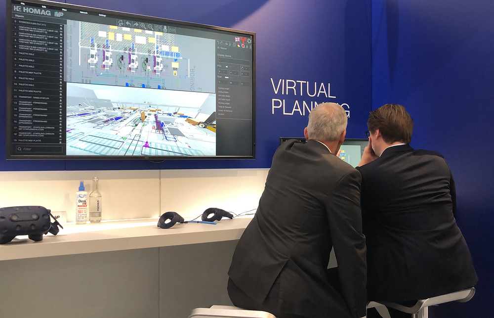 Virtual Planning as a tool of factory planning for the industry 4.0