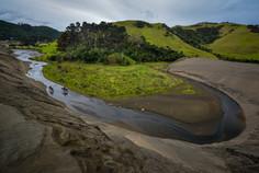 Aotearoa - Black Sands