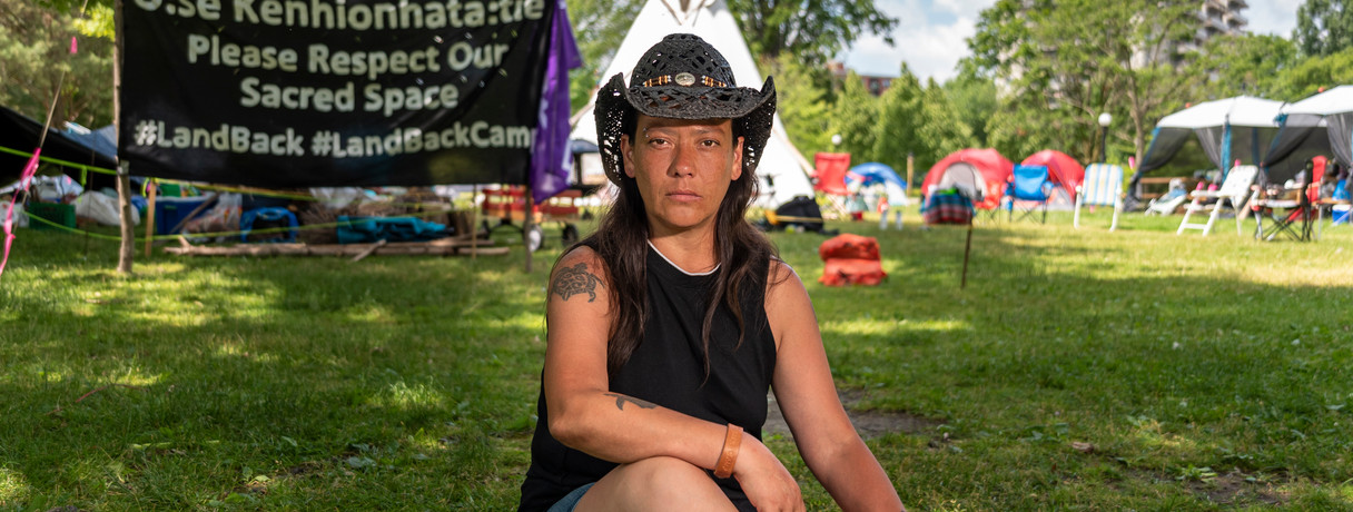 Land Back Camp: Our Voices