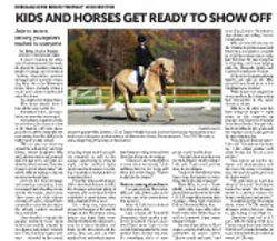 Fauquier Times Article