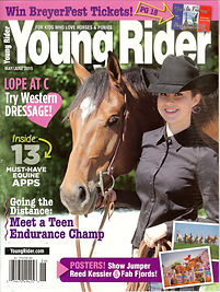 Young Rider Magazine - May/June 2015