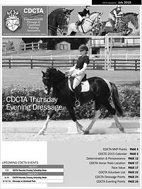 CDCTA July 2015 Newsletter