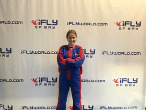 iFly Indoor Skydiving!