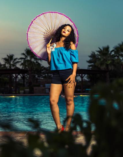 Summer Beauty Fashion Campaign