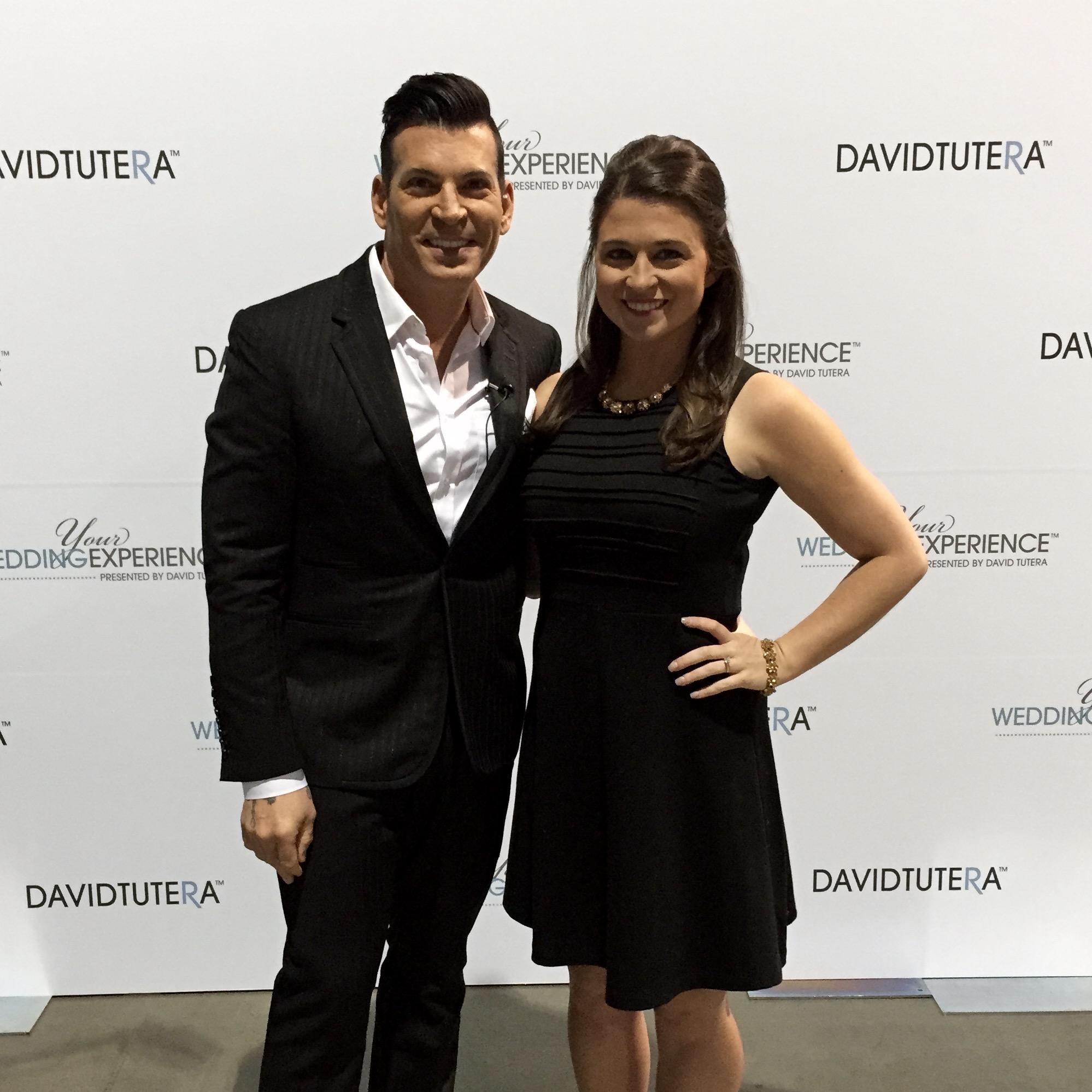 Cheryl & David Tutera, event planner