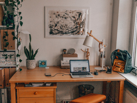 How to make your perfect home office