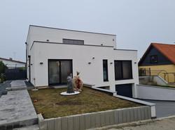 Construction d'une villa à Frisange