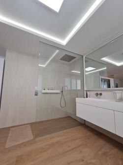 Rénovation d'une suite parentale avec salle de bain