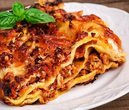 Lasagne - Cacciatore