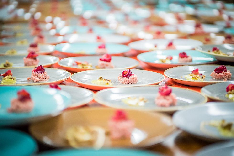 Kulinarischer Herbst,  Gala Dinner