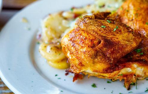 Toskanisches Huhn aus dem Reindl
