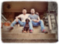 Oz and Joel's Adoption Journey