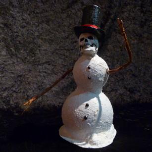 Deathly the Snowman