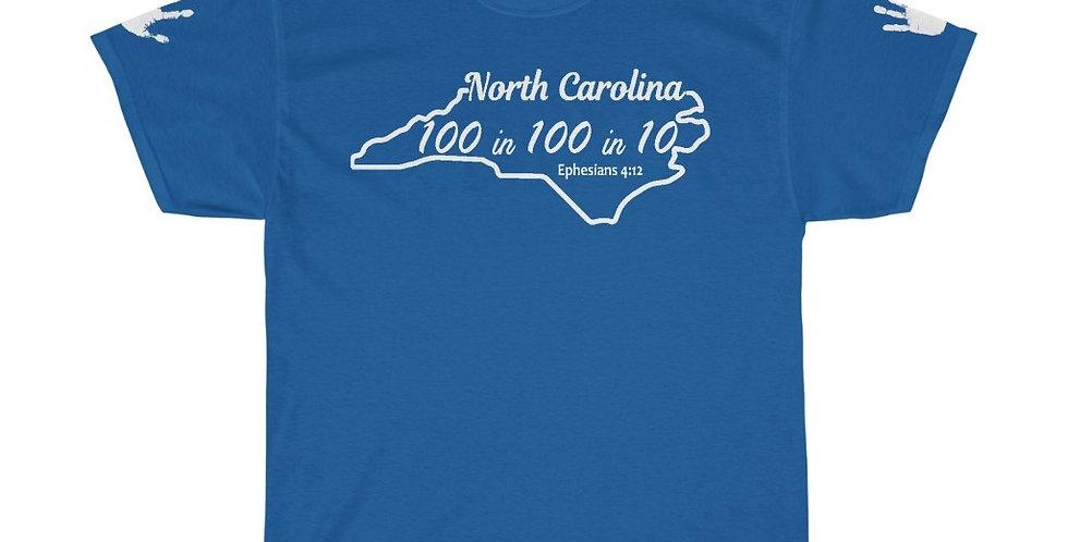 NC Vision T-Shirt (White)