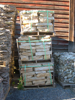 We Carry a Large Inventory of Stone