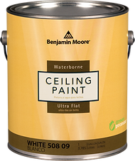 Interior Benjamin Moore paint from Clinton Paint & Decorating, Clinton, CT