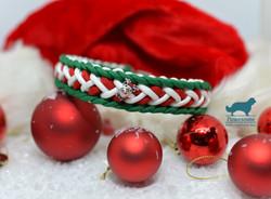 "Halsband ""Santa Claus"""