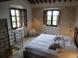 La Torretta 42_ Apartment Lea_Schlafbereich 1