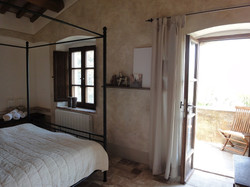 La Torretta 42_Apartment CHIARA_Schlafzimmer 1