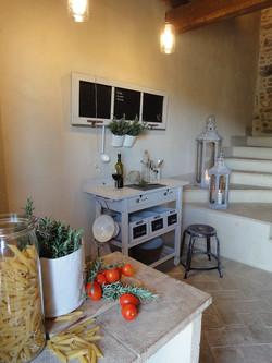 La_Torretta_42__Apartment_GIULIA_kleine_Küche