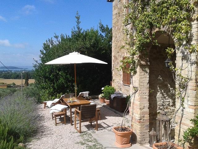 La Torretta 42_ Apartment Lea_Garten 1