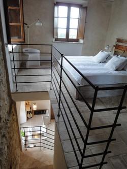 La Torretta 42_ Apartment Lea_Treppe