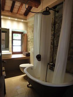 La Torretta 42_ Apartment CHIARA Badezimmer