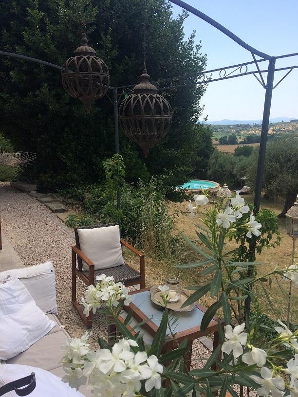 Terrasse  _Apartment Emilia