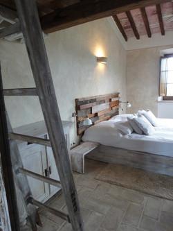 La Torretta 42_ Apartment Lea_Schlafbereich