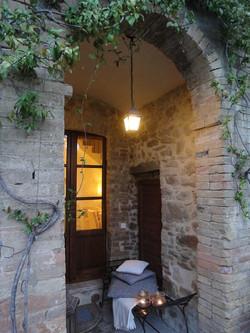 La Torretta 42 Eingang Apartment Chiara